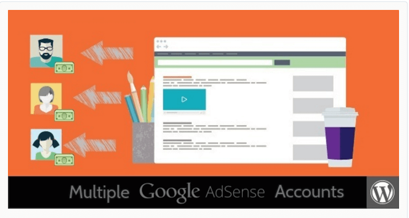 Multiple Adsense Accounts for WordPress