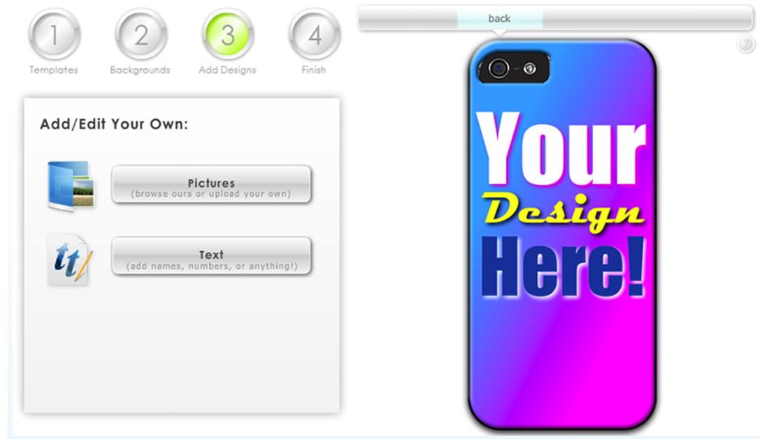 Responsive WooCommerce Product Designer Plugin