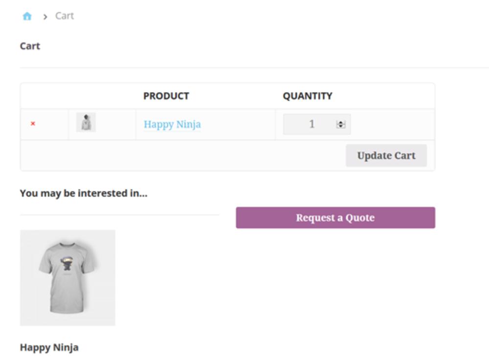 Simple WooCommerce Quote Plugins