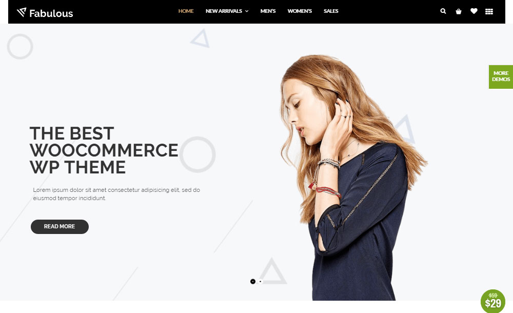 Nitro eCommerce Theme Review