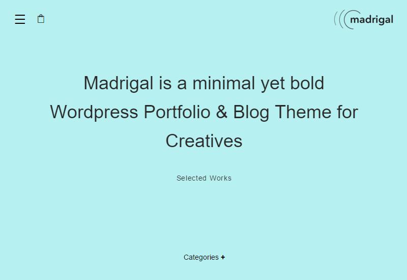 Northeme Madrigal Homepage