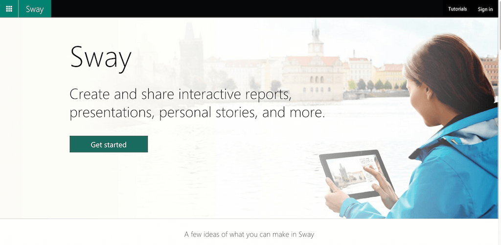 Office Sway Create and share amazing stories presentations and more