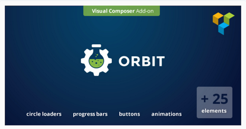 Orbit WPBakery Page Builder Addon Extension WordPress