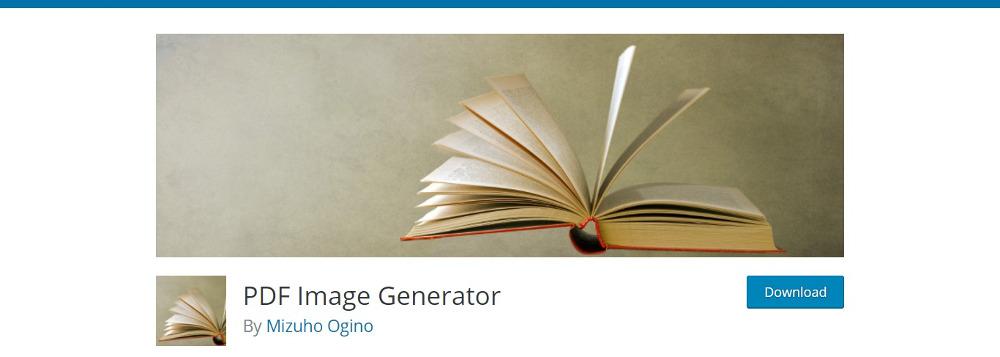 PDF Image Generator