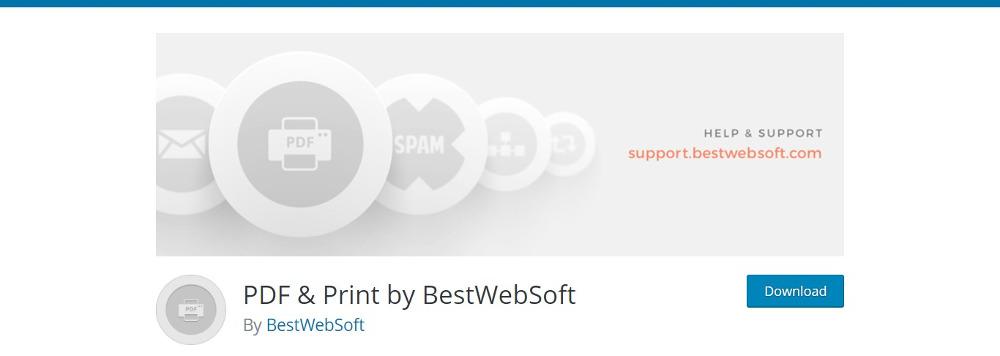 PDF and Print