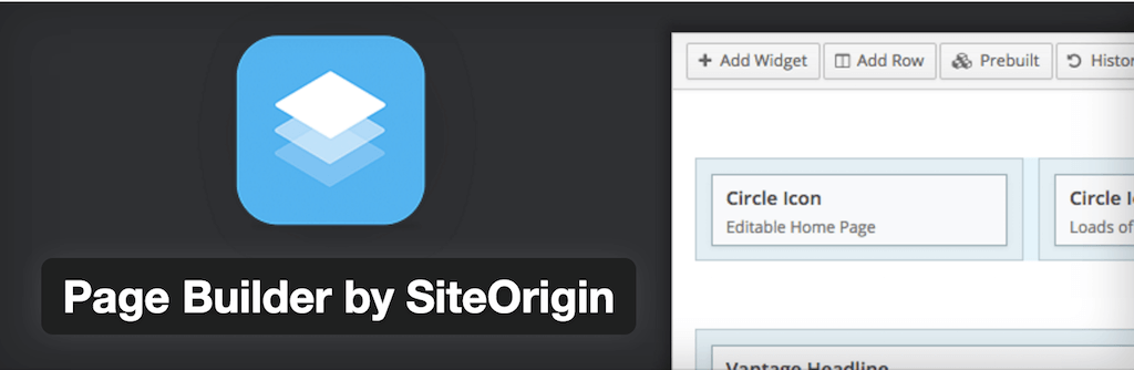 Page Builder by SiteOrigin — WordPress Plugins