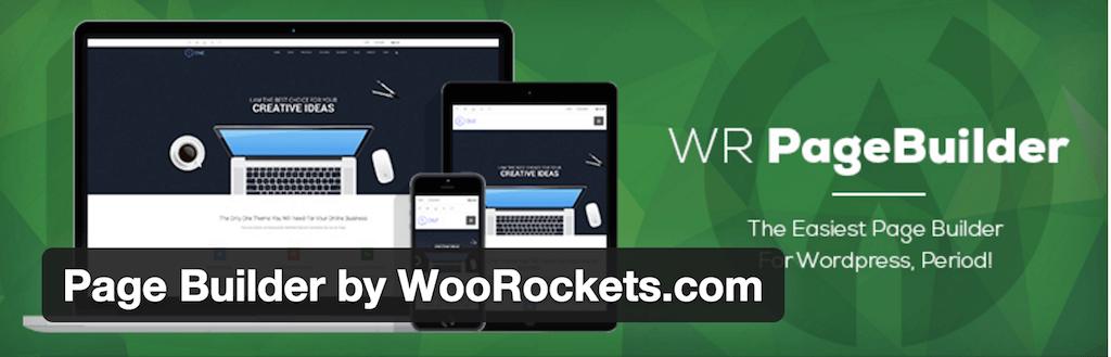 Page Builder by WooRockets.com — WordPress Plugins