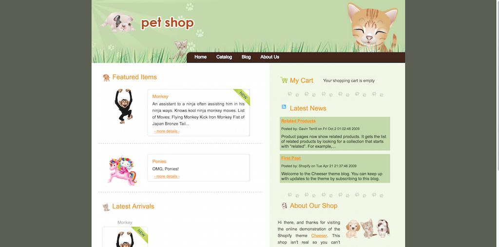 Pet Shop Pet Shop