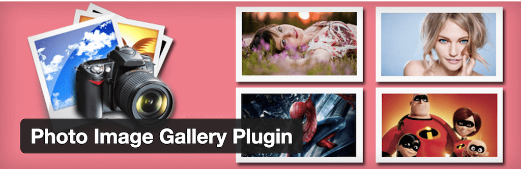 Photo Image Gallery Plugin