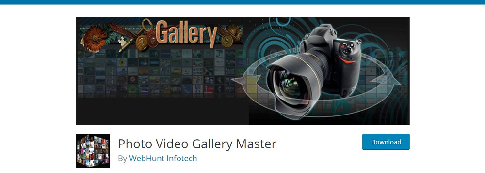 Photo Video Gallery Master