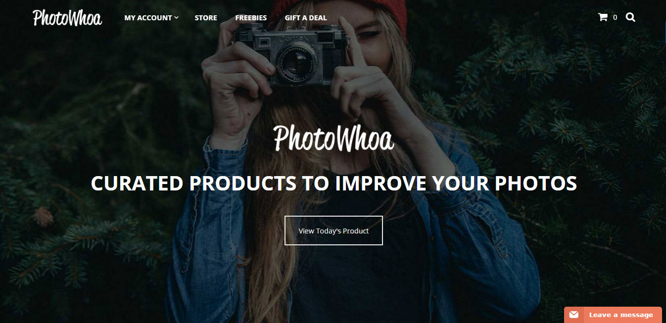 PhotoWhoa Review: The Destination For Discounted Products To Improve Your Photography