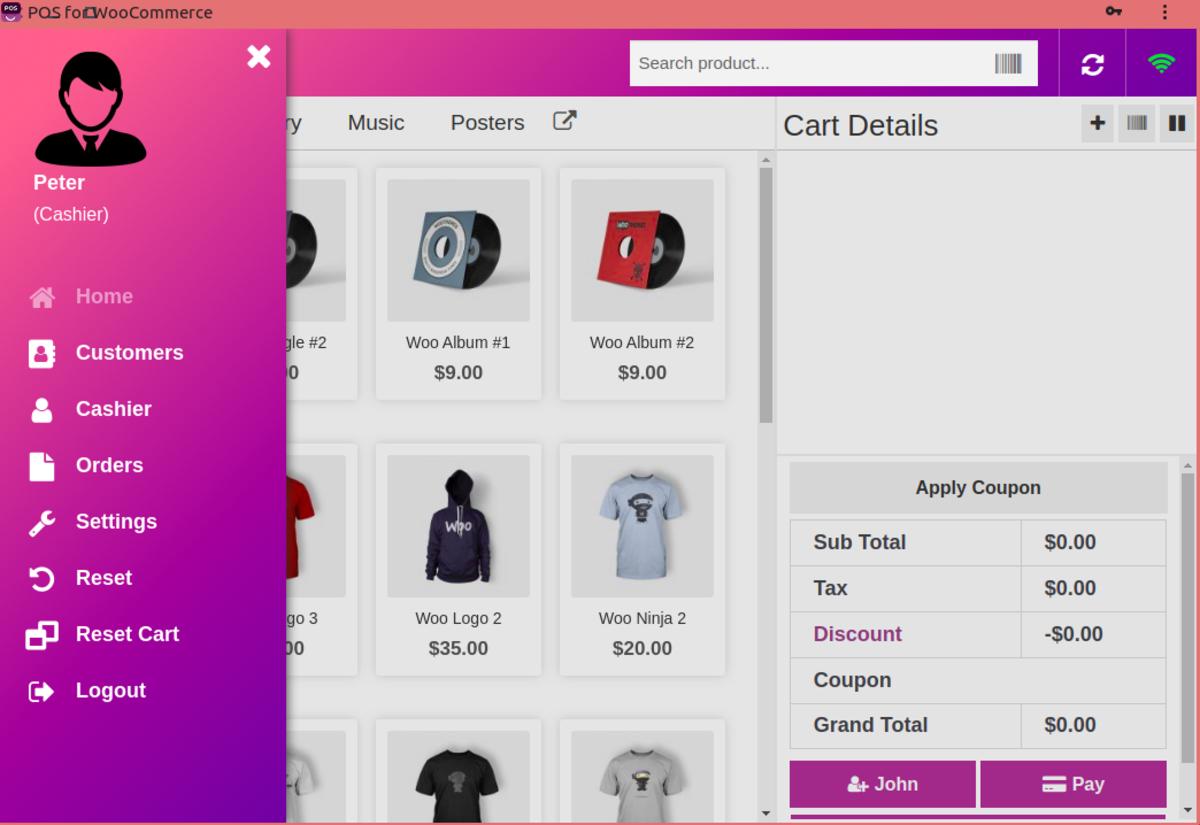 Responsive WooCommerce POS Plugins