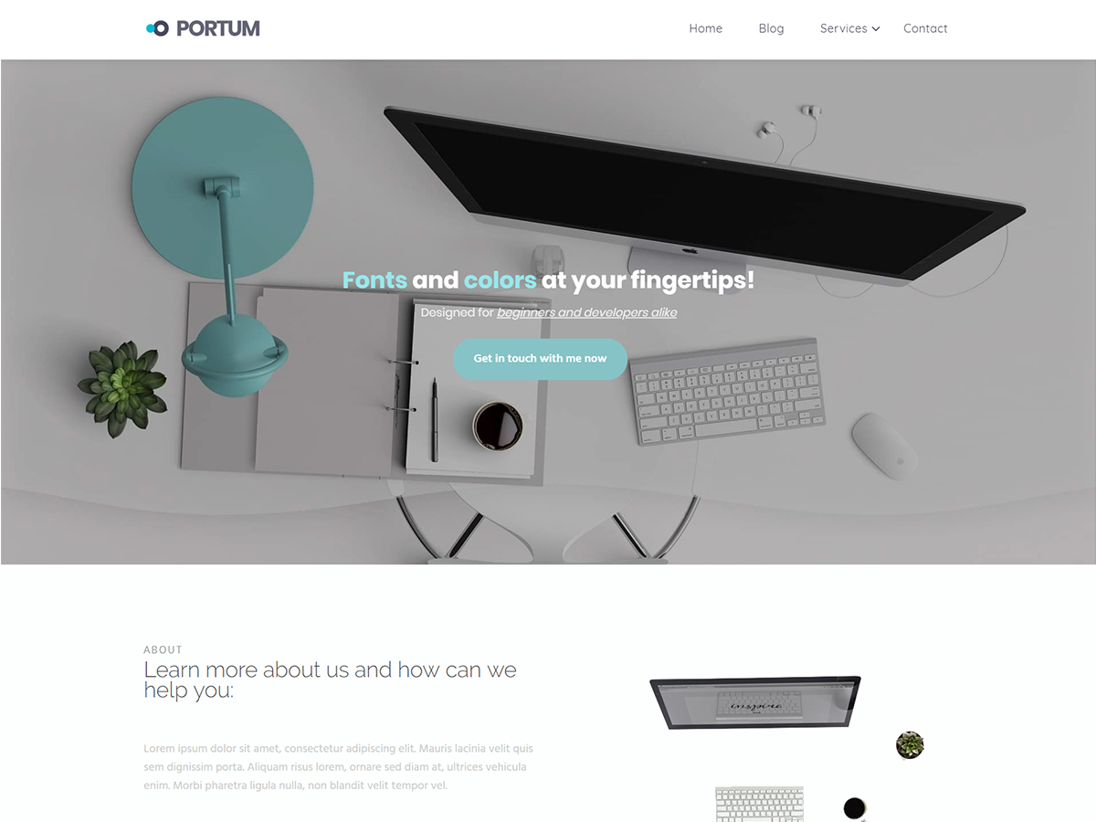 30 Popular Free WordPress Blog Themes 2019 - Colorlib