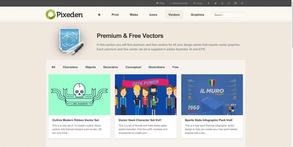 Premium and Free Vectors Pixeden