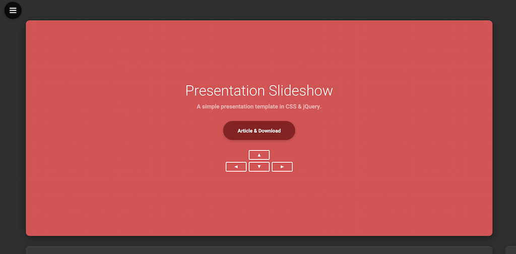 Presentation Slideshow