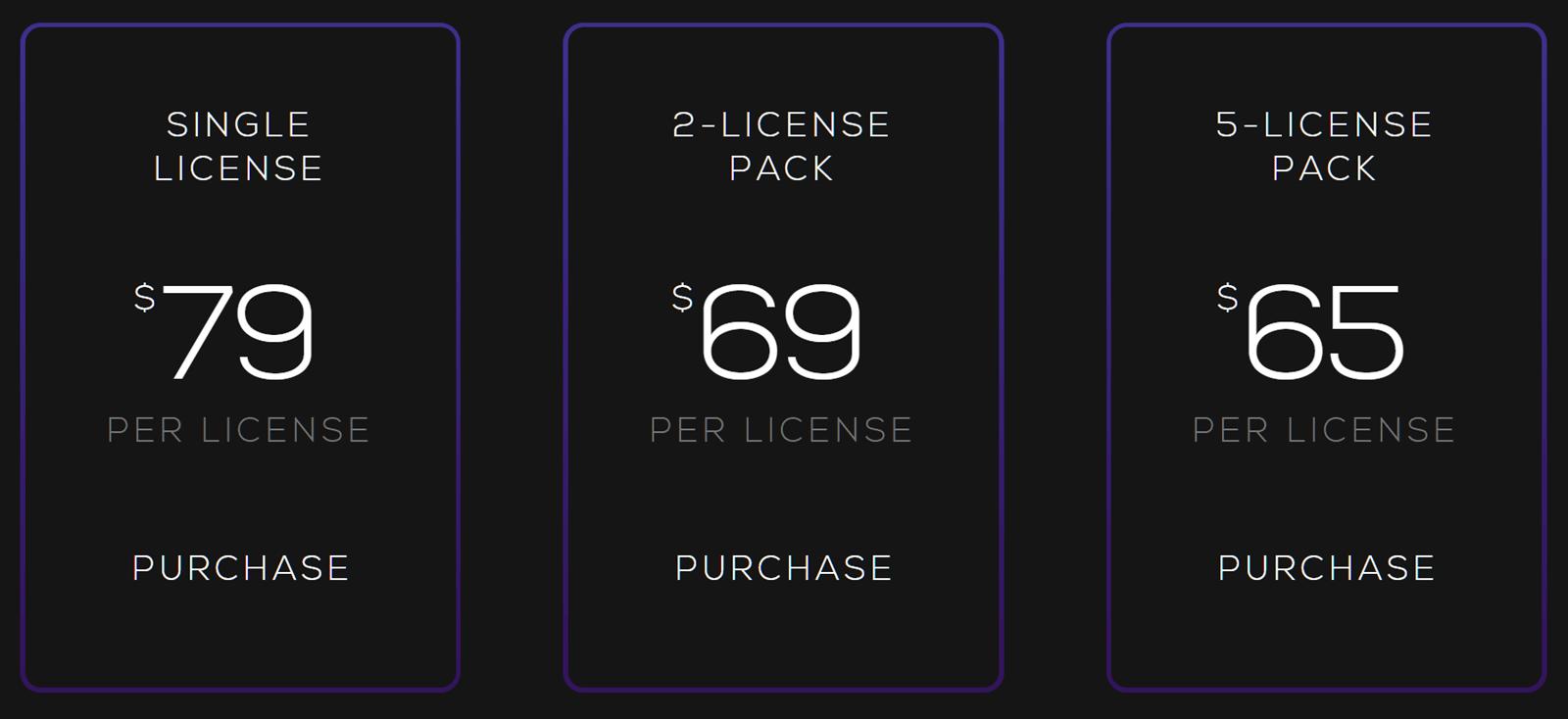 Pro Theme Pricing