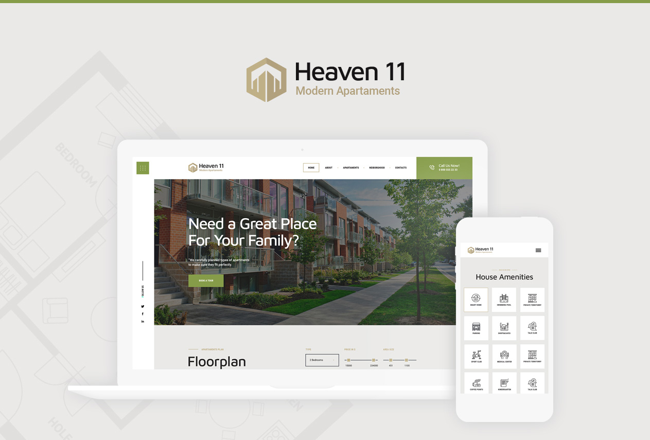 Best Property and Real Estate WordPress Themes to Build a