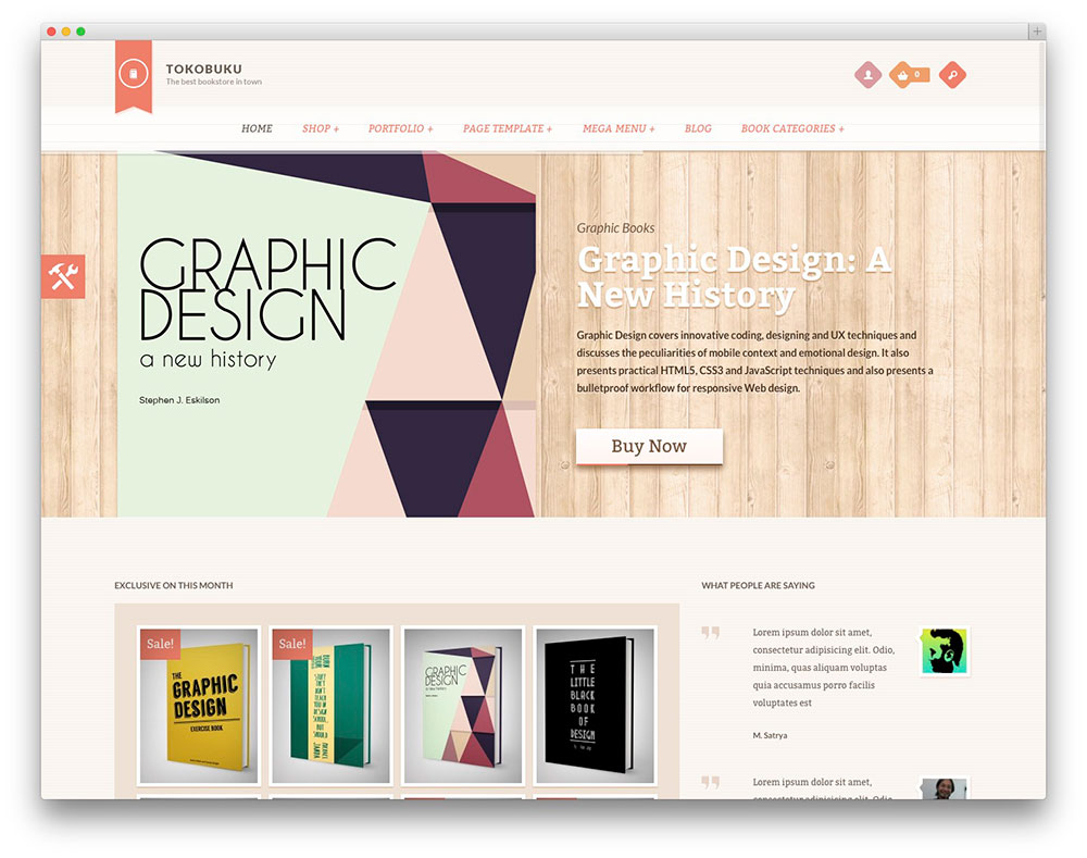 Best Wordpress Bookstore Themes For Selling Books Amp Ebooks