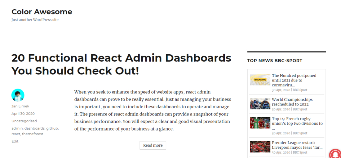 , Top 5 WordPress Read More Plugins That You Can Try This 2020, Rojak WP
