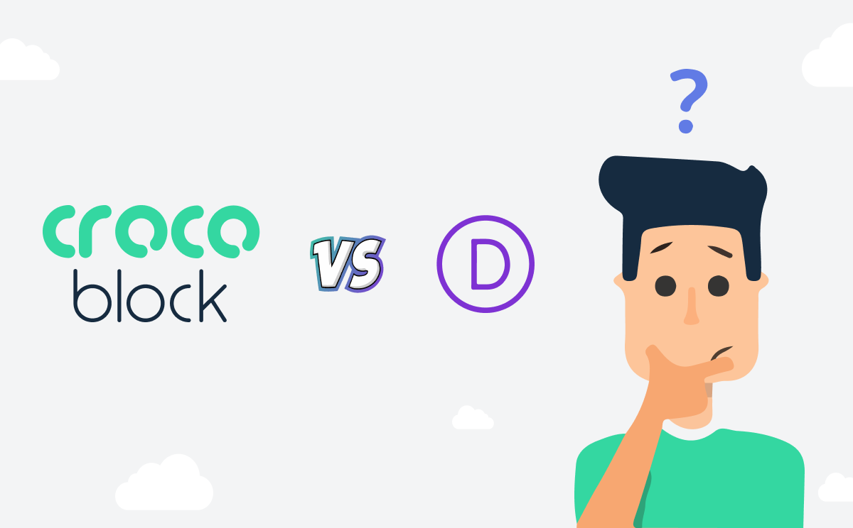 Choosing The Right Subscription Service: Divi Or CrocoBlock?