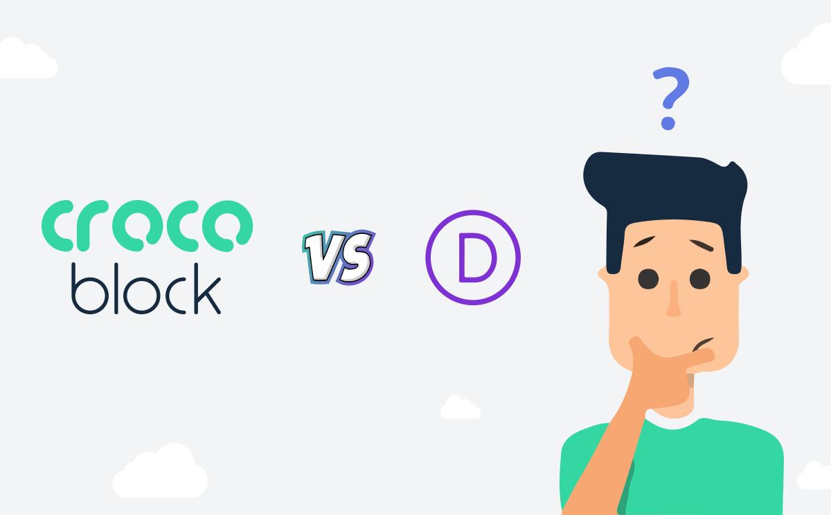 Choosing The Right Subscription Service: Divi Or CrocoBlock?