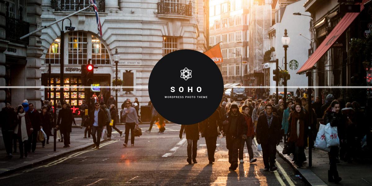SOHO Video And Photography WordPress Theme Review: Create A Stylish Visual Portfolio
