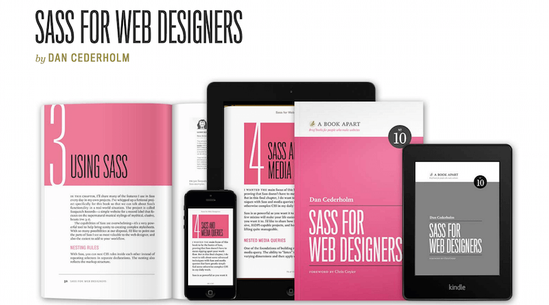 Sass for Web Designers