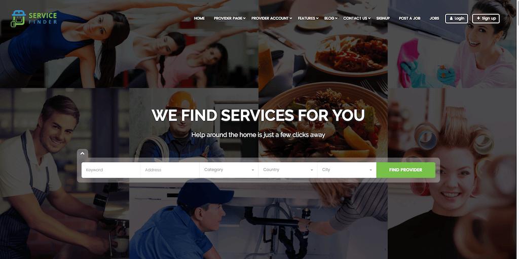 Service Finder