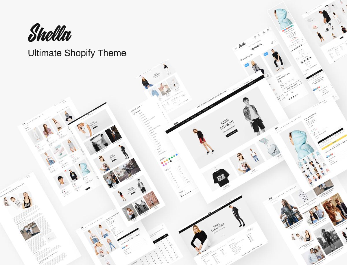 shella shopify theme