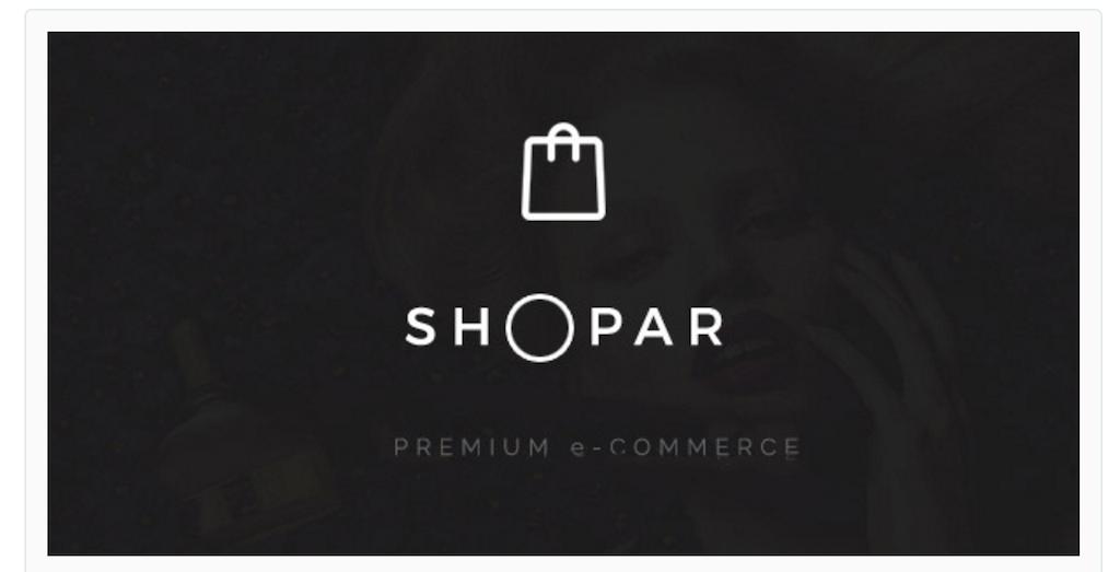 Shopar | Premium e-Commerce Shopify Theme