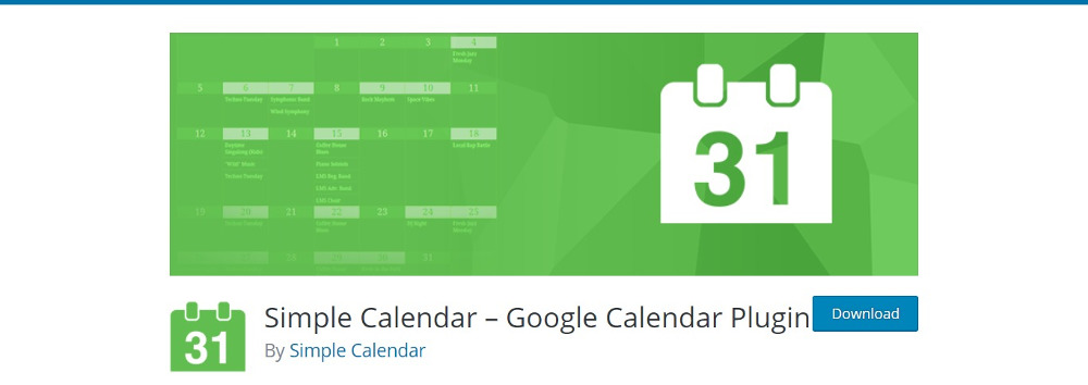 The Best WordPress Calendar Plugins for 2019 - Colorlib