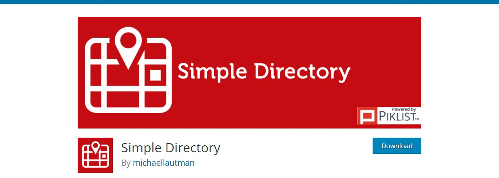 Simple Directory