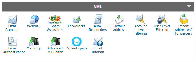 SiteGround Mail Management