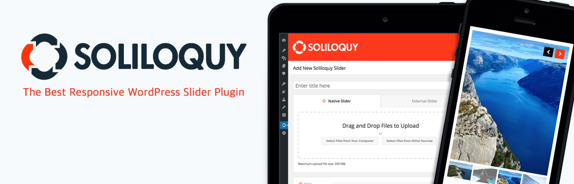 Slider by Soliloquy
