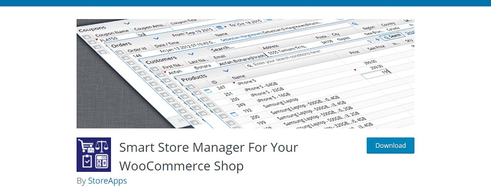 Smart Store Manager for WooCommerce