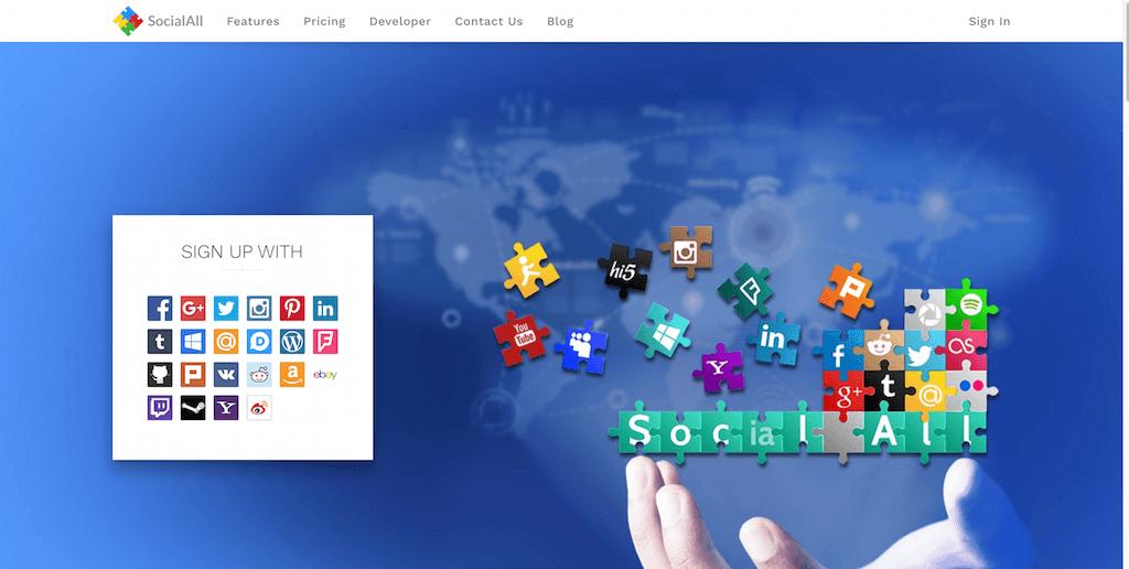SocialAll
