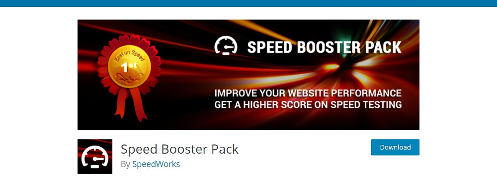 Speed Booster Pack
