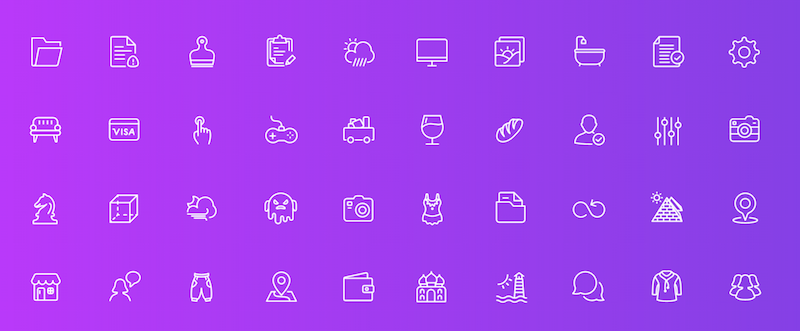 Squid Ink - Free Line Icons