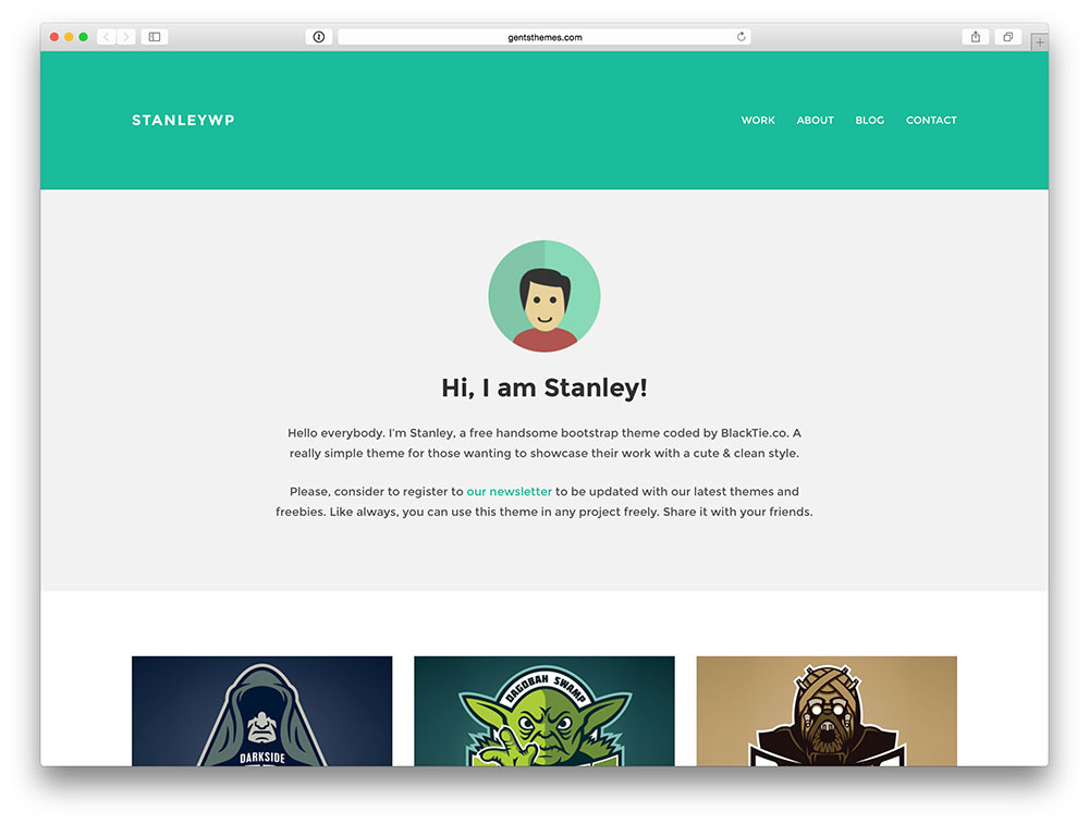 Stanleywp Personal blog
