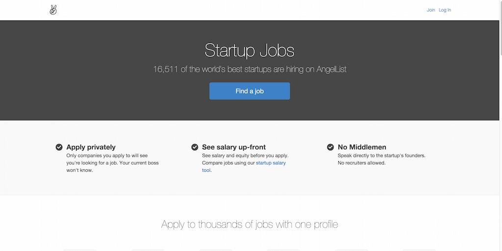 List Of Job Websites