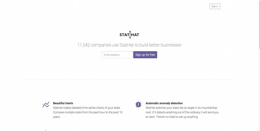 StatHat