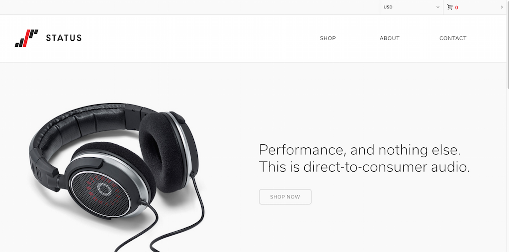 Status Audio Headphones