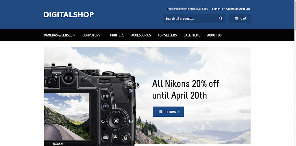 Supply Theme Demo Shop By Shopify – Digitalshop