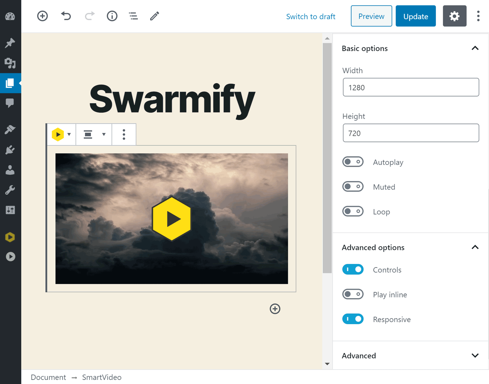 , Swarmify Review – Lightning Fast Video CDN Hosting Service, Rojak WP