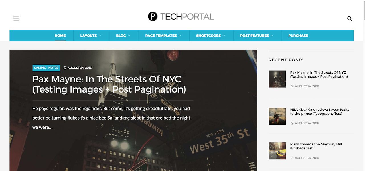 Tech Portal – Just another Portal Sites site