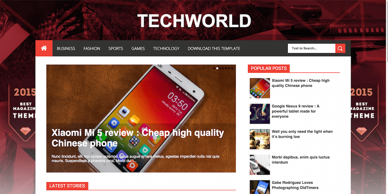 TechWorld