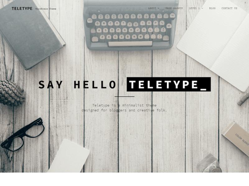 Teletype &quot;width =&quot;800 &quot;height =&quot;600 &quot;srcset =&quot;https://colorlib.com/wp/wp-content/uploads/sites/2/Teletype.png 800w, https://colorlib.com/wp/ wp-content / uploads / sites / 2 / Teletype-300x225.png 300w, https://colorlib.com/wp/wp-content/uploads/sites/2/Teletype-768x576.png 768w &quot;data-lazy-sizes = &quot;(최대 너비 : 800px) 100vw, 800px&quot;src = &quot;https://colorlib.com/wp/wp-content/uploads/sites/2/Teletype.png&quot;/&gt;</p> <p><noscript><img class=