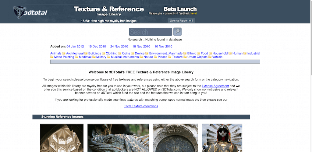 Top 15 Resources of Textures for Web Designers & Artists - Colorlib