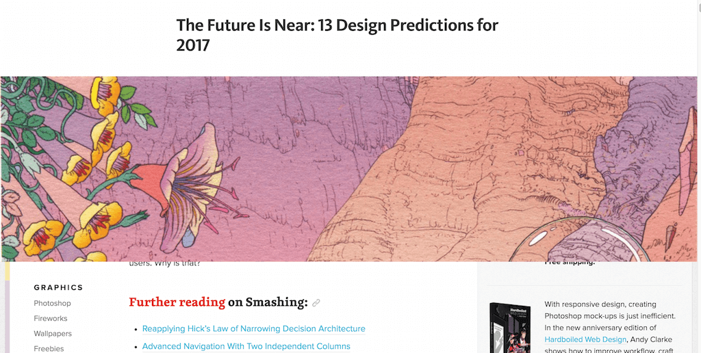 The Future Is Near- 13 Design Predictions for 2017