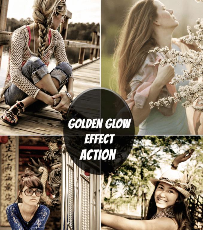 The Golden Glow Effect